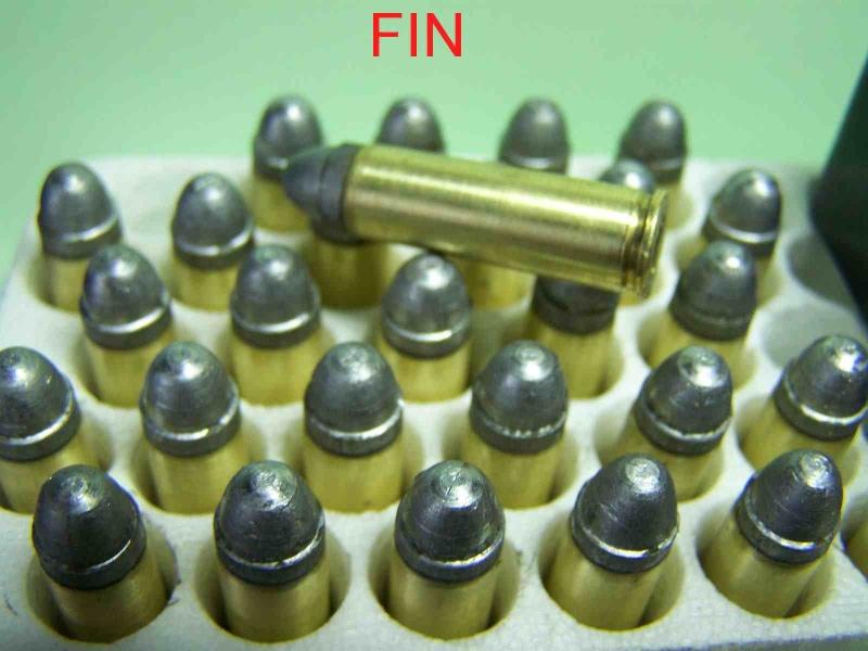 Comment faire des étuis de 8/92 a partir de 223 remington 1110