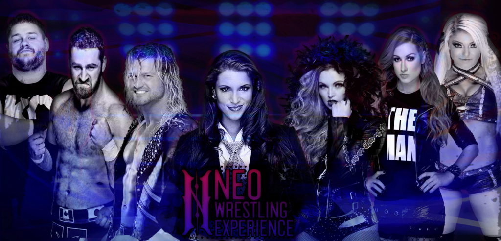 NWE : Neo Wrestling Experience.