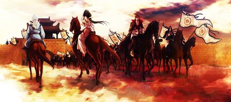 Hakuei; 1ère Princesse de l'empire Kô ~ (en cours) Bann10