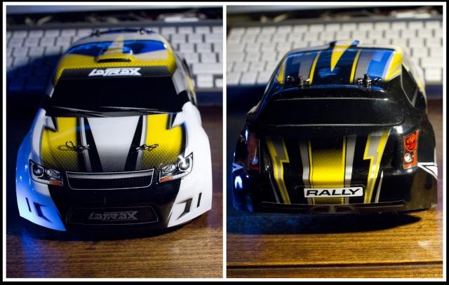 LaTrax RALLY 1/18 4WD LIPO de chez TRAXXAS Backfr10