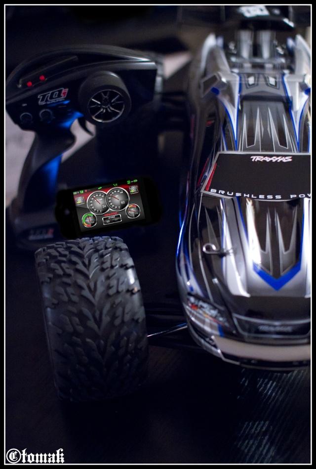 E-REVO Brushless Edition Lipo power 6s Traxxas Img_9711