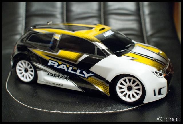 LaTrax RALLY 1/18 4WD LIPO de chez TRAXXAS Img_9911