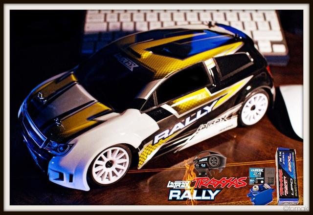 LaTrax RALLY 1/18 4WD LIPO de chez TRAXXAS Rally10