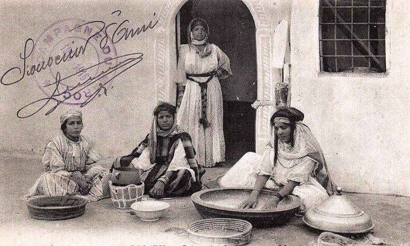 couscous 18886410
