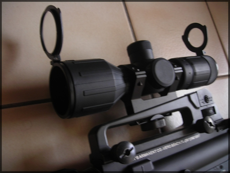 [Vente]CUSTOM SUR BASE M4A1 JG Dscn1419