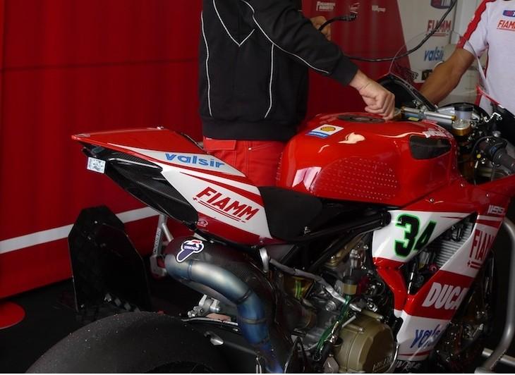 WORLD SBK et SSP 2014 - résultats et news - Page 3 Ducati10