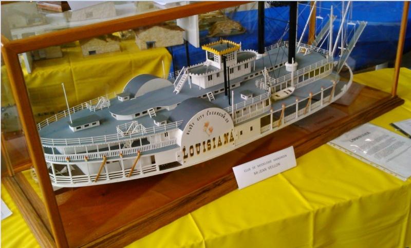 Le Marieville mississipi boat au 1/50° sur plan  Expo_113