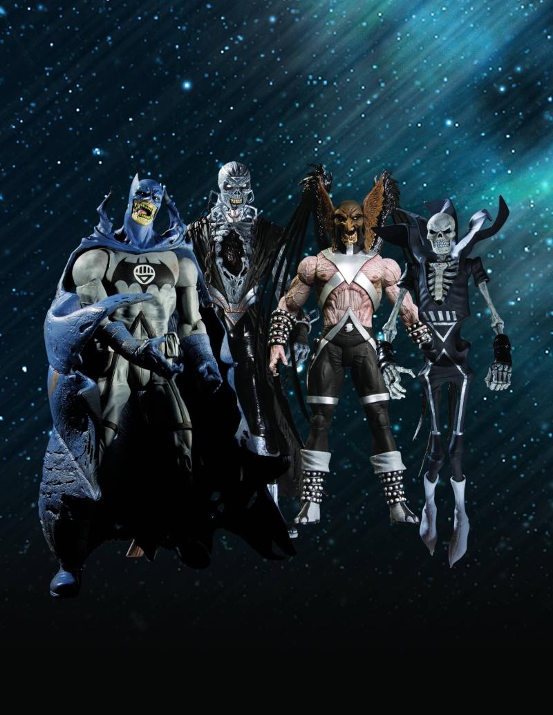 Blackest Night DC Direct 2009 Blacke12