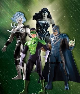 Blackest Night DC Direct 2009 Wave_410