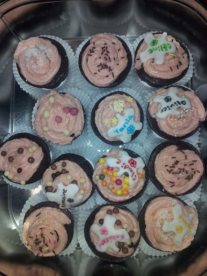 Cupcake à la noix de coco et variante 55559310