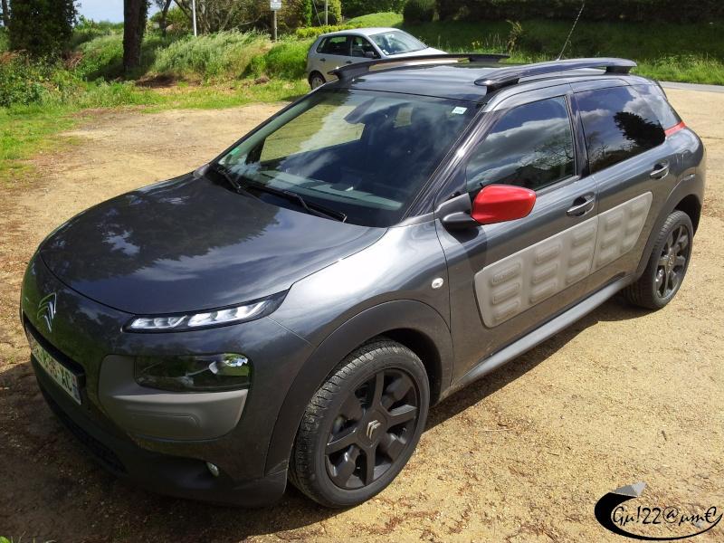 2014 - [Citroën] C4 Cactus [E3] - Page 2 20140510