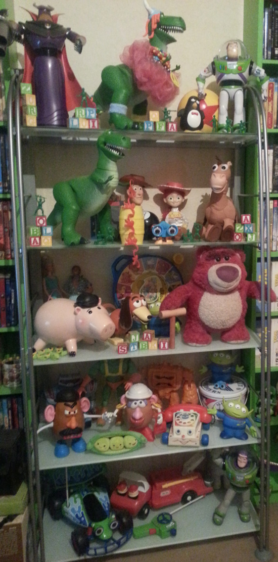 Toy Story Collection (depuis 2009) - Page 12 20131112