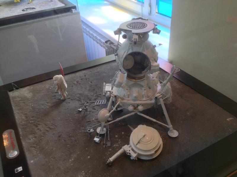 Module lunaire soviétique LK – Maquette 1/24ème - Page 13 100510