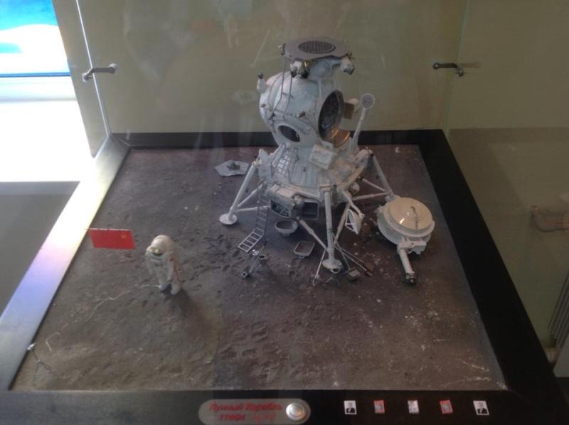 Module lunaire soviétique LK – Maquette 1/24ème - Page 13 100610
