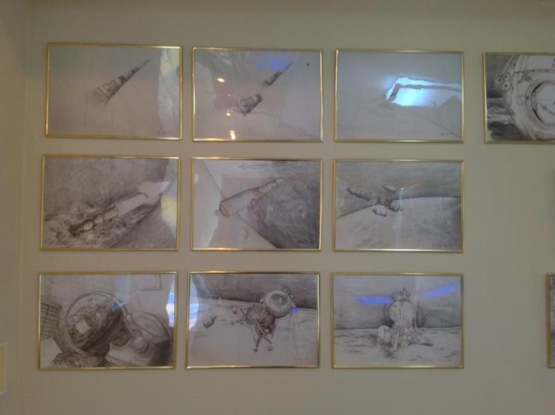 Module lunaire soviétique LK – Maquette 1/24ème - Page 13 101110