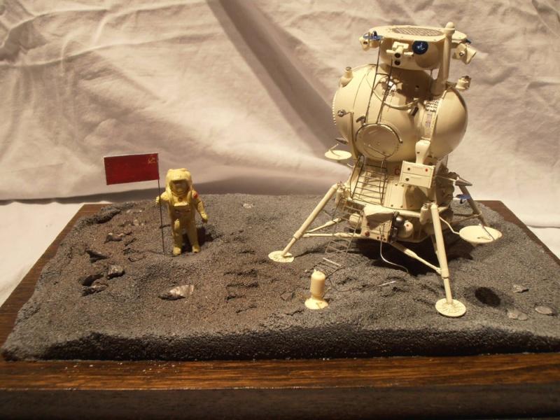 Un nouveau module lunaire sovietique -LK- au 1/48 chez fantastic-plastic 31sm10