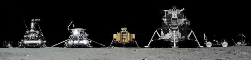 [Mission] Sonde Lunaire CE-3 (Alunissage & Rover) - Page 5 Moon_l10