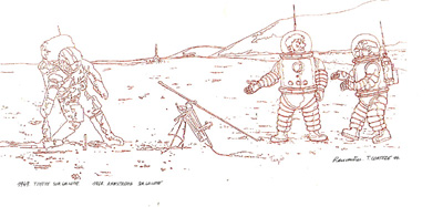 [Mission] Sonde Lunaire CE-3 (Alunissage & Rover) - Page 19 Rencon10