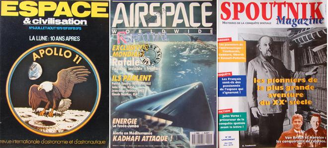 espace et exploration N°20 - Page 2 Revues10
