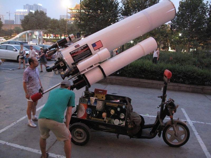 """Moped + teleskop = """"Teleskoped"""" 13926210"""