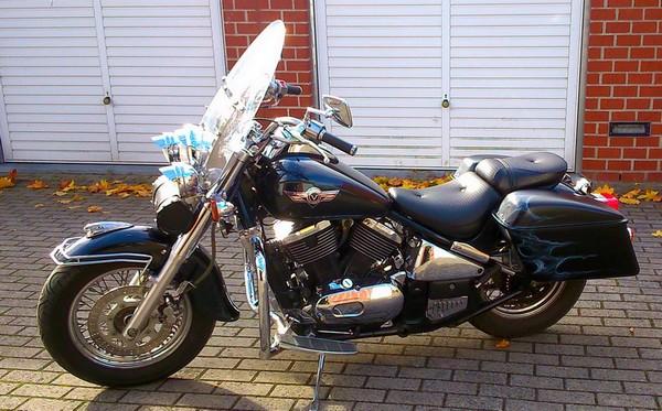 800 VN Changement de Look de ma moto  0046_610