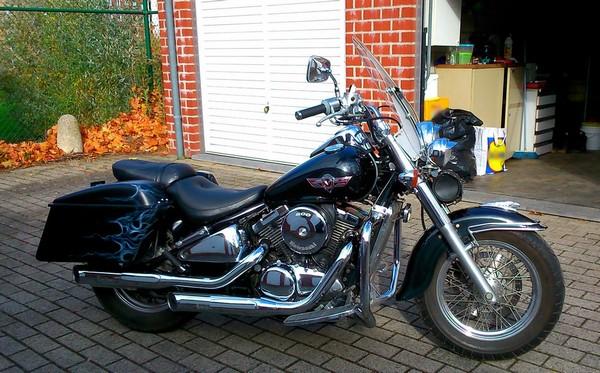 800 VN Changement de Look de ma moto  0047_610