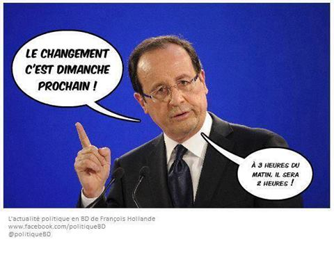 HUMOUR - Hollande a dit!!!!! 99894710
