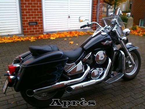 800 VN Changement de Look de ma moto  Apras_10