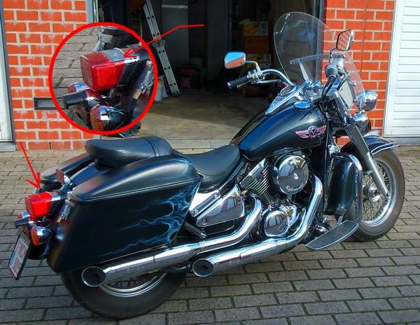 800 VN Changement de Look de ma moto  Catad10
