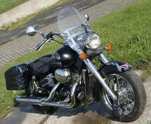 800 VN Changement de Look de ma moto  Honda_11