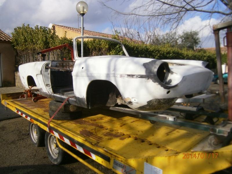 Restauration de la caravelle 1100S de juju P1170010