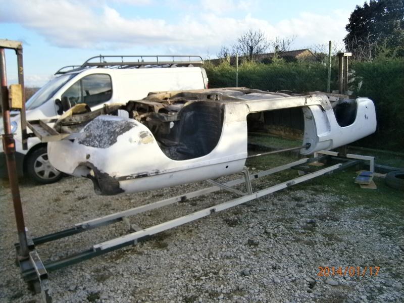 Restauration de la caravelle 1100S de juju P1170011