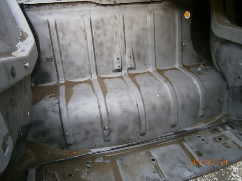 Restauration de la caravelle 1100S de juju - Page 2 P1240012