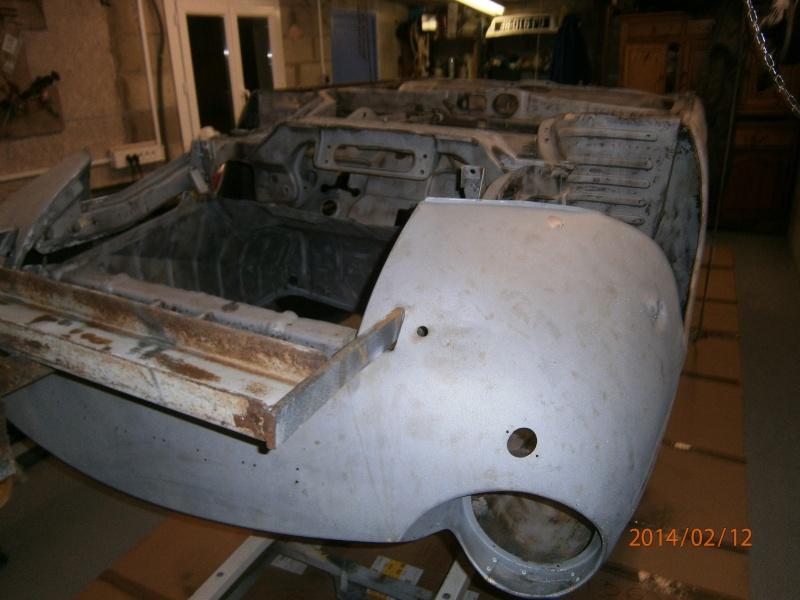 Restauration de la caravelle 1100S de juju - Page 2 P2120010