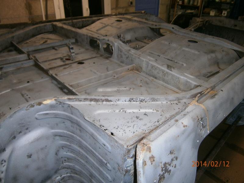 Restauration de la caravelle 1100S de juju - Page 2 P2120011