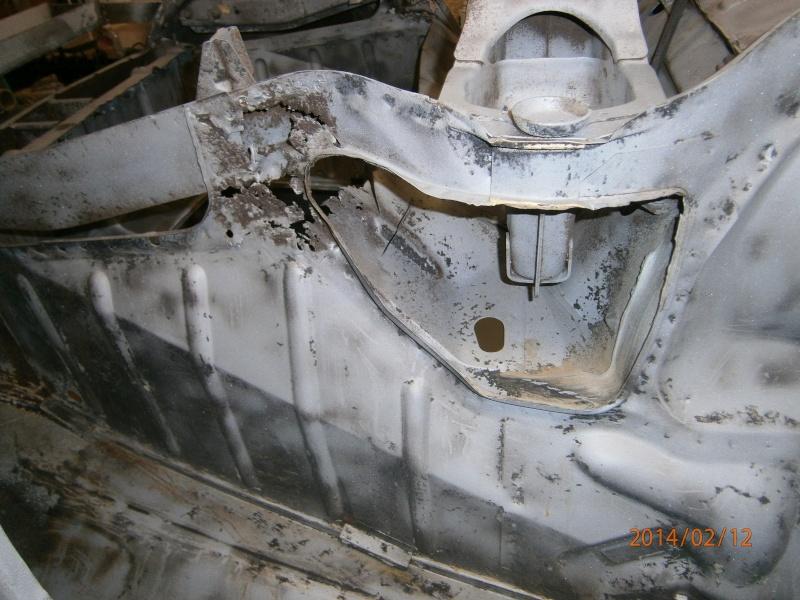 Restauration de la caravelle 1100S de juju - Page 2 P2120012