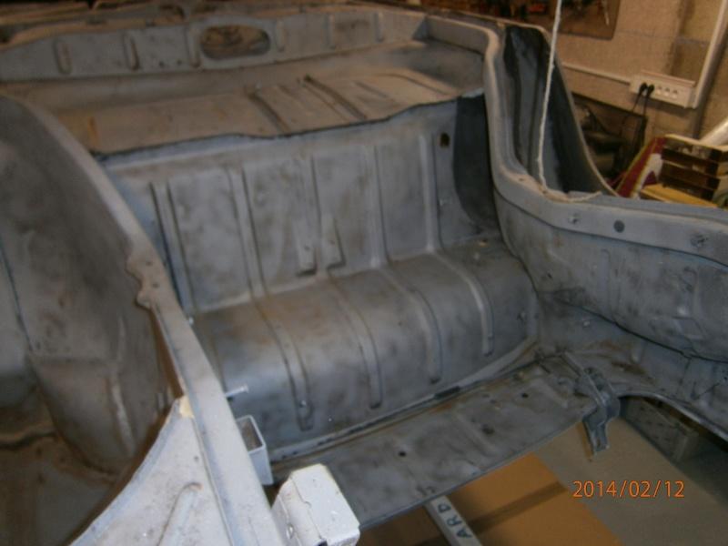 Restauration de la caravelle 1100S de juju - Page 2 P2120013