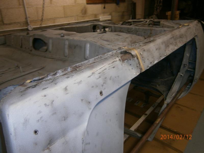 Restauration de la caravelle 1100S de juju - Page 2 P2120015