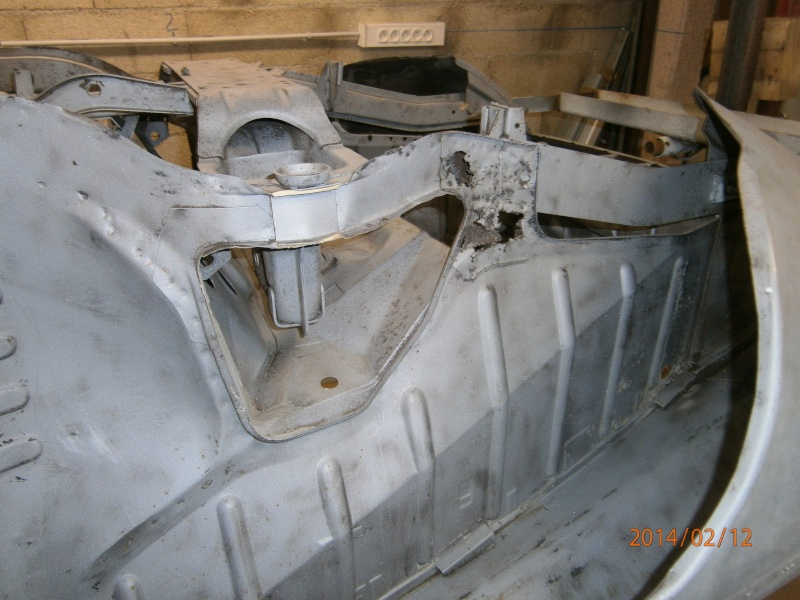 Restauration de la caravelle 1100S de juju - Page 2 P2120016