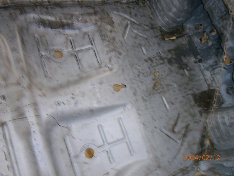 Restauration de la caravelle 1100S de juju - Page 2 P2120021