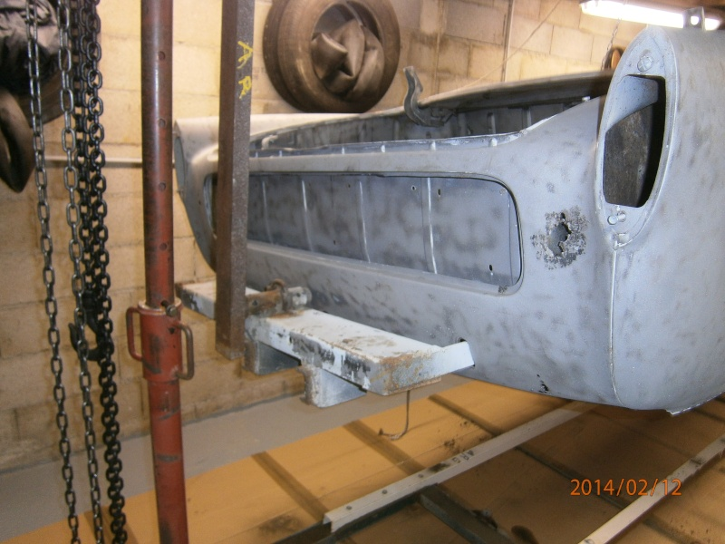 Restauration de la caravelle 1100S de juju - Page 2 P2120023