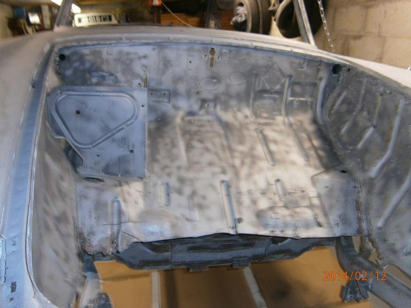 Restauration de la caravelle 1100S de juju - Page 2 P2120024