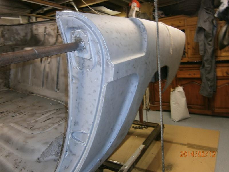 Restauration de la caravelle 1100S de juju - Page 2 P2120027
