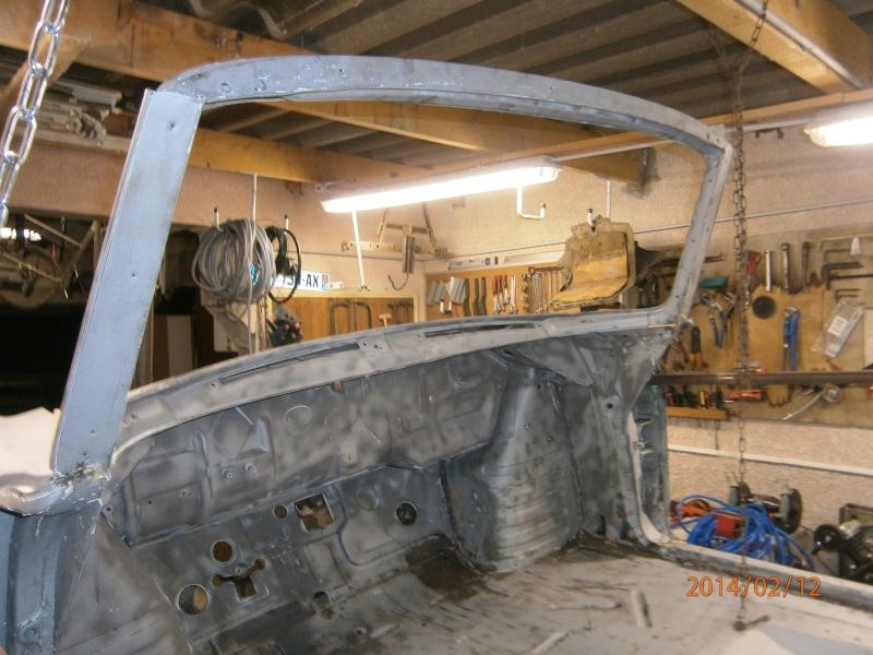 Restauration de la caravelle 1100S de juju - Page 2 P2120028