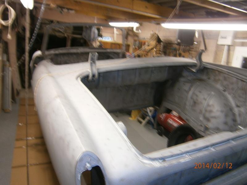 Restauration de la caravelle 1100S de juju - Page 2 P2120029