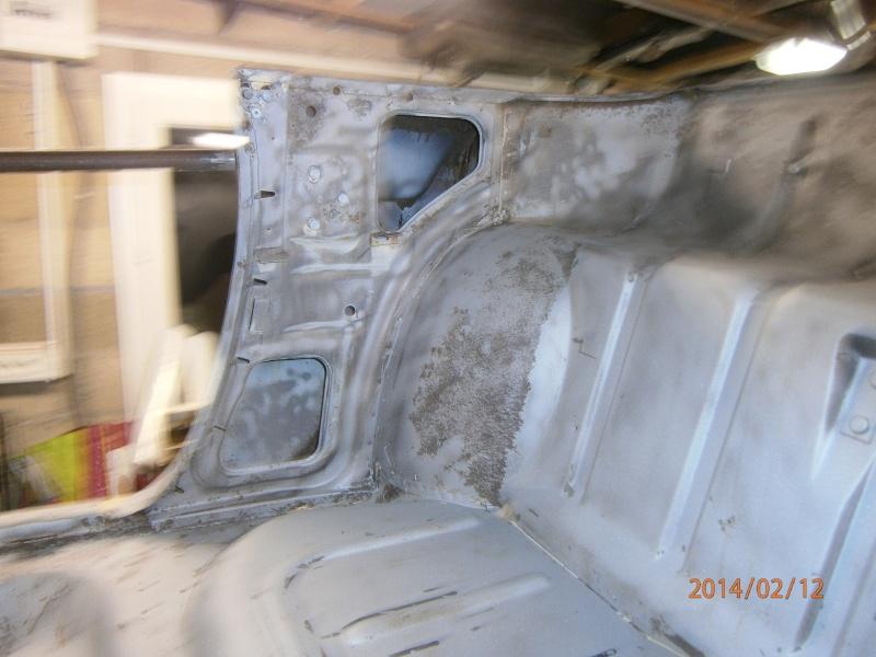 Restauration de la caravelle 1100S de juju - Page 2 P2120030
