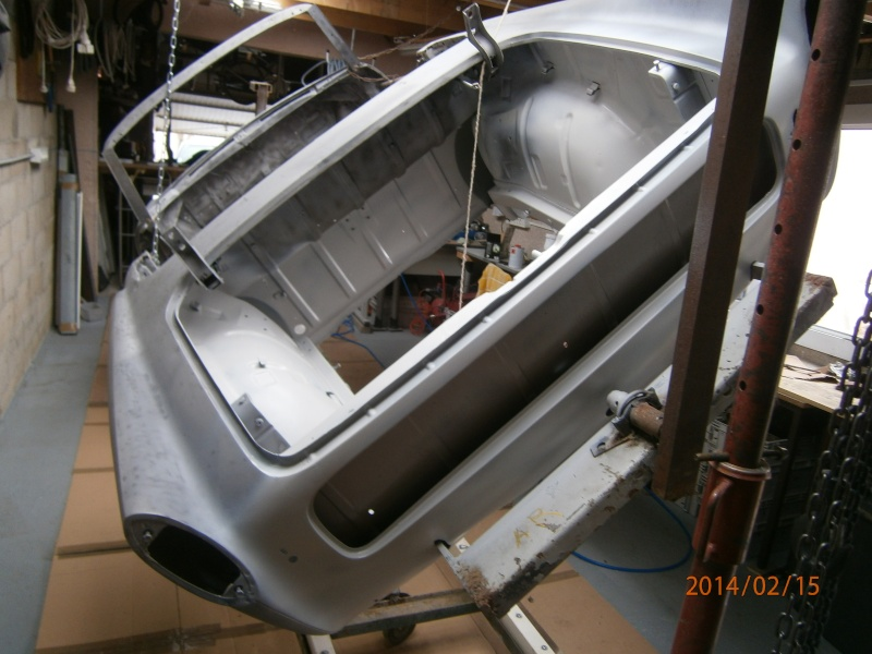 Restauration de la caravelle 1100S de juju - Page 2 P2150012