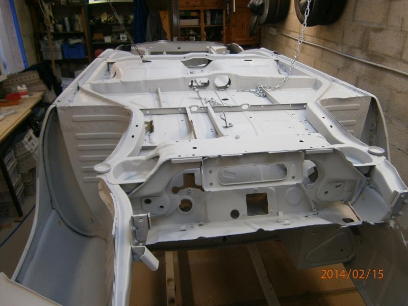 Restauration de la caravelle 1100S de juju - Page 2 P2150014