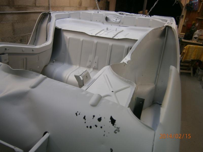 Restauration de la caravelle 1100S de juju - Page 2 P2150015