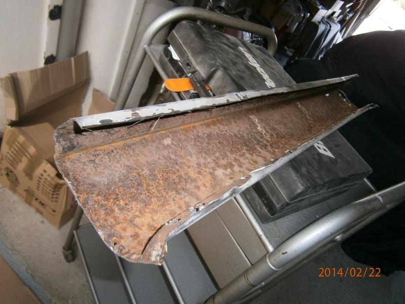 Restauration de la caravelle 1100S de juju - Page 3 P2220011